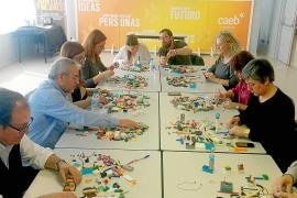 Mit Lego gegen Arbeitsstress