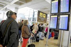 Flugbetrieb auf Mallorca nach Streik wieder normal