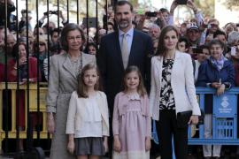 Königsfamilie wird Ostern auf Mallorca erwartet