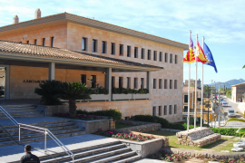 Verärgerte Linkspolitiker in Calvià