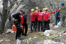 Bergretter müssen fünf Mal ausrücken