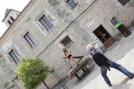 Das Archivfoto zeigt einen Workshop der Diada Fotogràfica in Pollença im Jahre 2014.