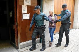 Russische Ehefrau muss in Haft