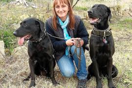 Die Deutsch-Spanierin Ana Bujan kam vor zehn Jahren auch wegen des Ca de Bestiar auf die Insel