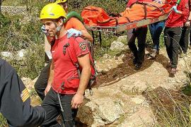 Deutscher Wanderer nach Sturz schwer verletzt