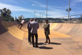 Skaterpark wird aufgerüstet