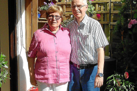 Ulrike und Reimund Haas sind seit Jahrzehnten begeisterte Mallorca-Stammgäste.