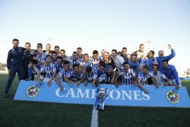 Atlético Baleares gewinnt Pokal