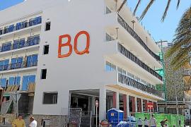 Auch das bisherige Hotel Ánfora (künftig BQ Aguamarina Boutique Hotel) an der Cala Estància (Can Pastilla) befindet sich in der