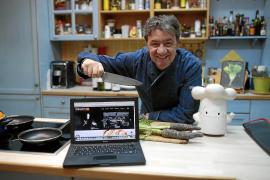 Koldo Royo glänzt als Gastronom und Internet-Pionier