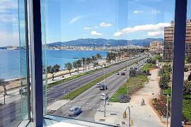 Mallorcas Kongresspalast, von innen betrachtet