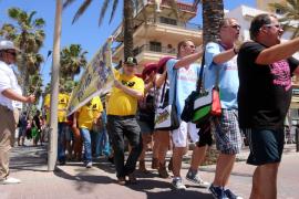 Mallorca-Polonaise am 1. Mai