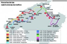 Radrennen blockiert Samstag knapp 60 Straßen