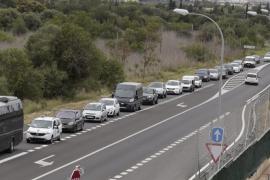 Radrennen verursacht Verkehrschaos