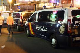 Vier Festnahmen bei Bordell-Razzia in El Arenal