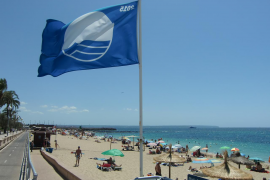 Playa de Palma verliert ihre Blaue Flagge