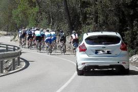 So teilen sich Auto- und Radfahrer korrekt die Straße