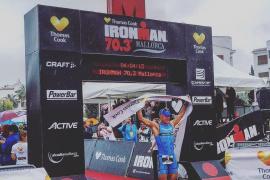 Deutscher Doppelsieg bei verregnetem Ironman 70.3