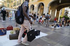 Parlament macht Druck gegen Straßenhandel