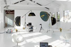 """Im """"Daylight Studio"""" in Binissalem dominiert die Farbe Weiß."""
