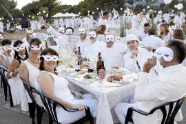 Palmas kulinarische Blind-Dates, ganz in Weiß