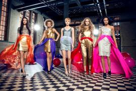 """Diese fünf Schönheiten stehen im Finale von """"Germany's Next Topmodel"""""""