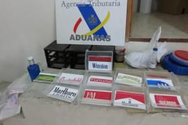 Schlag gegen Zigarettenschmuggel auf Mallorca