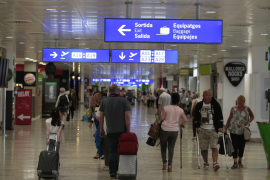 Son Sant Joan: 22,6 Millionen Passagiere in sieben Monaten