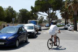 Es-Trenc-Strand: Hier darf man noch parken