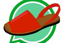 Balearen-Sandale soll Messenger-Emoji werden