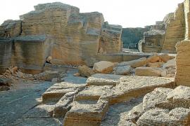 Steinbrüche auf der Insel stecken in der Krise