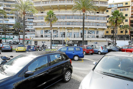 Parkplätze am Paseo Marítimo sollen Grünfläche werden