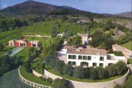 Son Coll bei Artà ist das Anwesen von Boris Becker