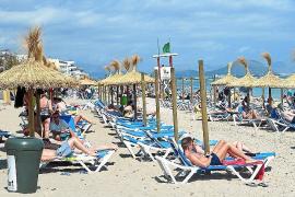 Dieses Wochenende so viele Touristen wie im Juli