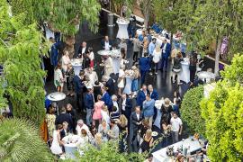 Rauschendes Fest in der Villa Wesco in Santa Maria