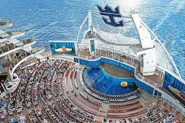 "Kreuzfahrt-Gigant ""Harmony of the Seas"" nimmt Kurs auf Palma"