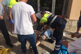 Deutscher Urlauber erleidet Brüche bei Fenstersturz
