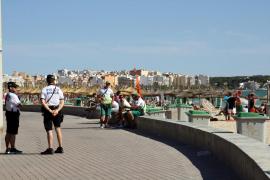 Erneut Ärger mit Deutschen an der Playa de Palma