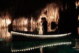 Erste Hochzeit in den Drachenhöhlen