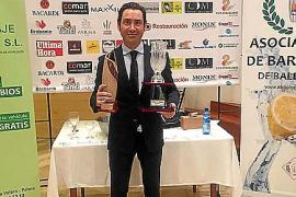 Auszeichnung für Barman von den Balearen