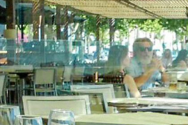 Harrison Ford in Palma gesichtet
