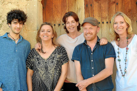 Das Ensemble Entreveus aus Santanyí wurde 2005 gegründet.
