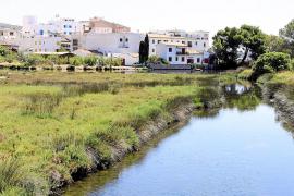 Sieben Hektar groß ist das Areal, auf dem zwei Sturzbäche zusammenfließen und eine einzigartige Wasserlandschaft bilden. Mehrere