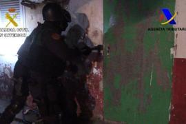 Möglicher Folterkeller in Coll d'en Rabassa entdeckt