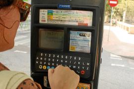 So funktionieren die Parkschein-Automaten in Palmas Altstadt