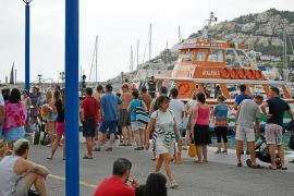 Italiener stirbt plötzlich auf Touristenboot