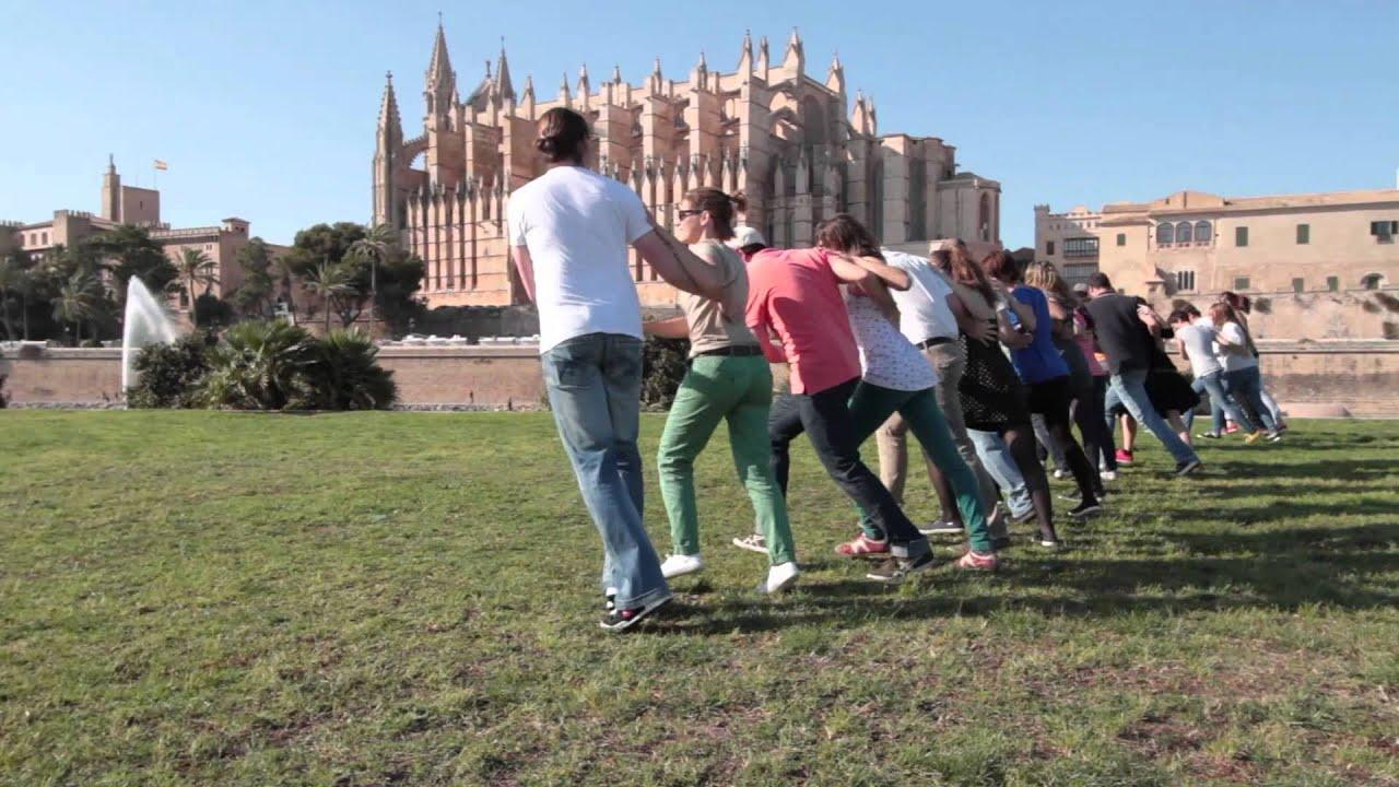 Lindy Hop ist in Palma top