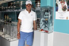Rafa Nadal eröffnet eigenes Sport-Museum