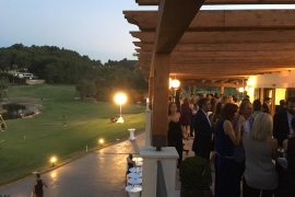 Neues Clubhaus von Son Vida eingeweiht