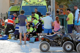 Deutscher bei Quad-Unfall schwer verletzt